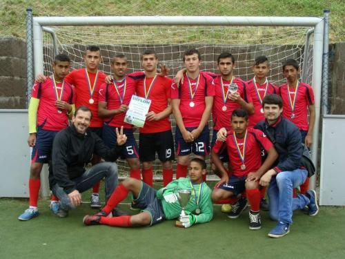 Futbalový turnaj v Bystranoch