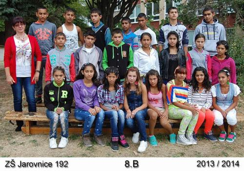 Naši žiaci 2013/2014