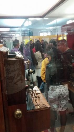 Návšteva technického múzea